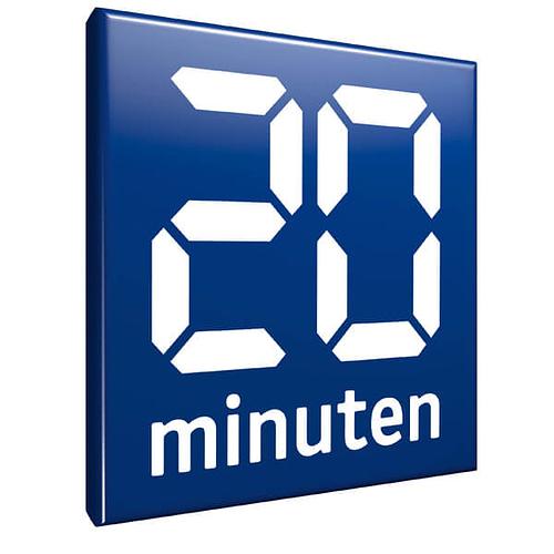 20min online Reisebüro webook.ch