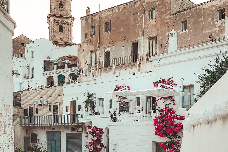 Apulien Italien Reise - Badeferien Online Reisebüro webook.ch