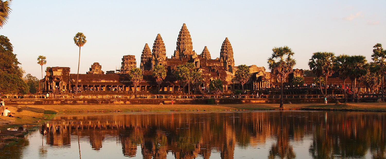 Kambodscha Reise Informationen
