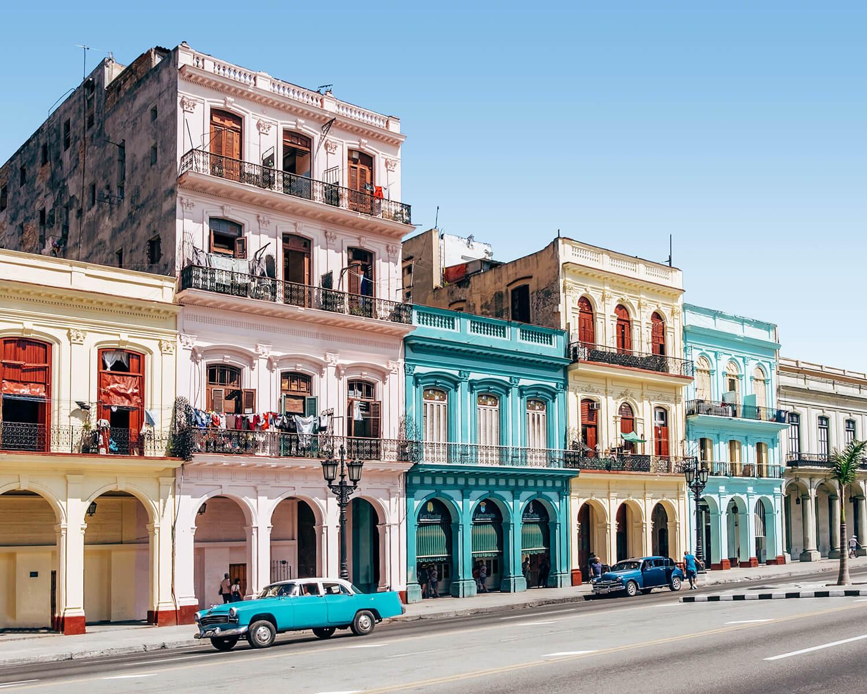 Kuba Online Reisebüro webook.ch