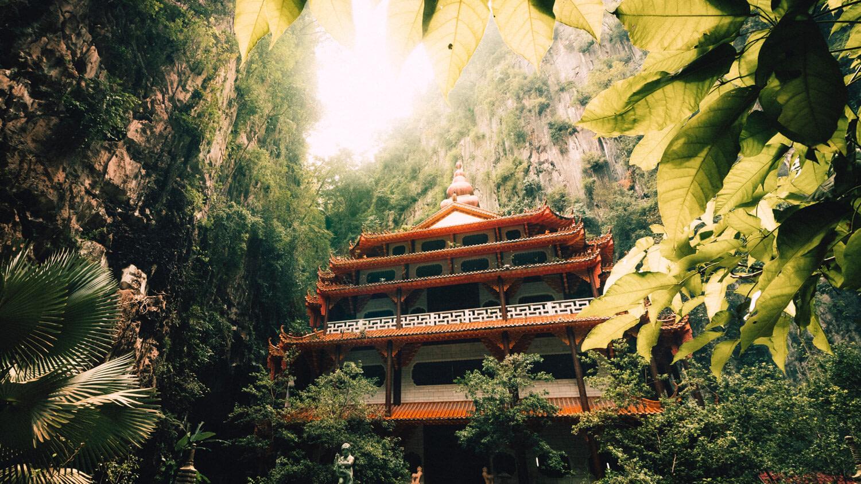 Tempel Malaysia Familienferien mit webook.ch