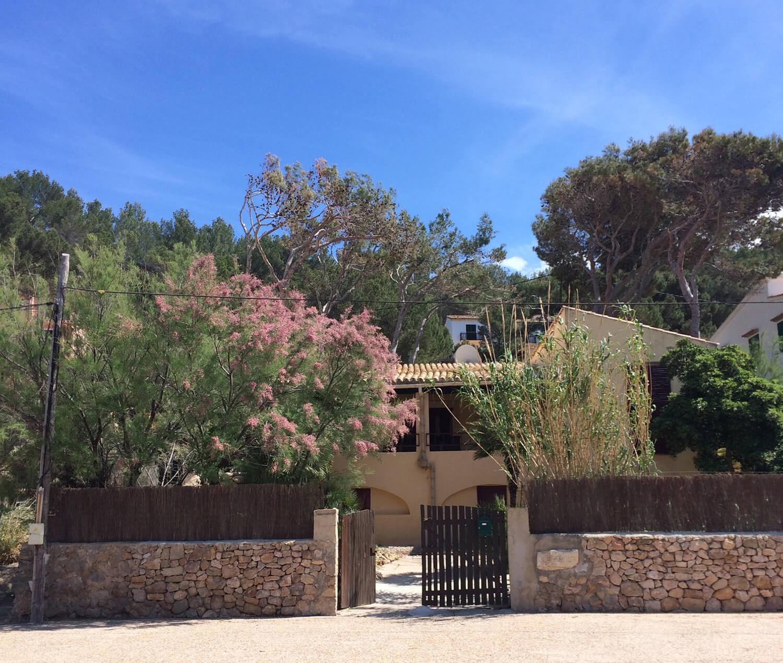Ferienhaus in Cala San Vicente - Mallorca