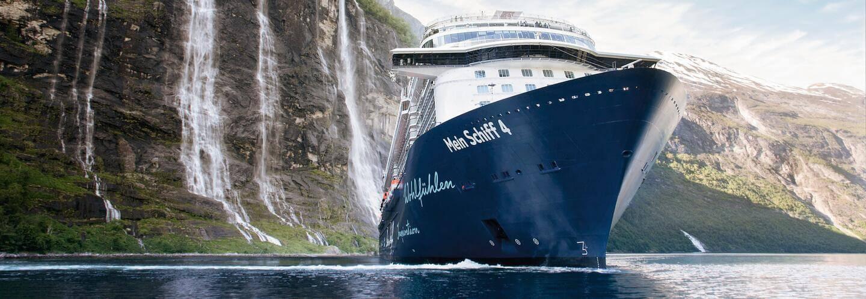 Kreuzfahrt Grossbritannien mit Island